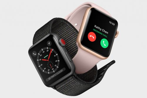 EE exclusive UK network for Apple Watch Series 3 at launch, but others will follow