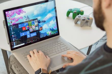 I tried using the Surface Book 2 as my only PC, and it let me down