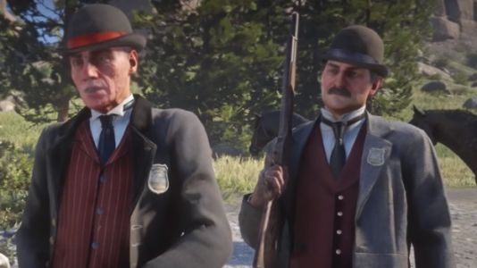 The Actual Pinkertons Are Suing The Makers of 'Red Dead Redemption 2'