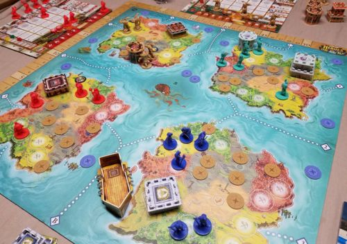 10 of Our Favorite Tabletop Games & RPGs of 2018