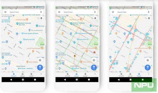 Google Maps for Android updated with new looks & more