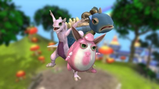 Somebody Recreated Pokémon In Spore And It's Terrifyingly Hilarious