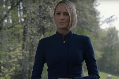 Netflix's House of Cards will return on November 2nd for its final season