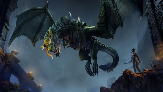Elder Scrolls Online Reveals Season Of The Dragon, New Annual Event Showcasing Elsweyr