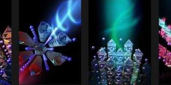 Best Ever at Splitting Light, New Material Could Improve LEDs, Solar Cells, Optical Sensors