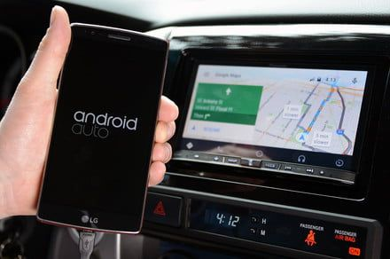 Google has updated Android Auto with a feature that lets you to swipe to unlock your phone