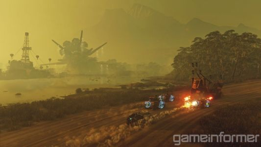 Rage 2 Rides Into The Wasteland This May