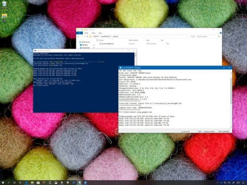 Need to record a PowerShell session? Here's how on Windows 10