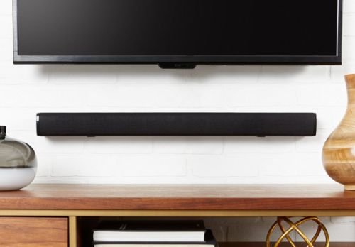 After selling out last week, Amazon's most popular sound bar is back down to $63