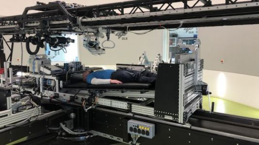 Scientists Study Health Benefits of Artificial Gravity