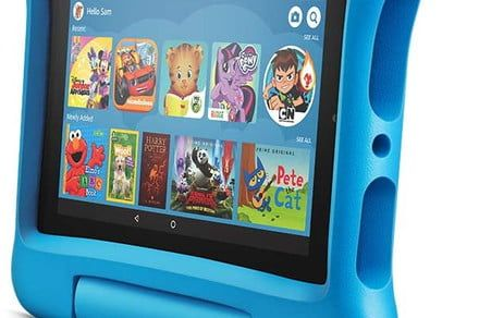 Save $40 on the Fire 7 Kids Edition tablet at Amazon for Cyber Monday