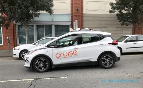 GM's Cruise self-driving cars are mass-production ready