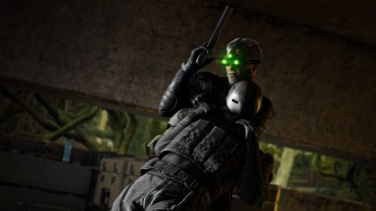 Splinter Cell's Sam Fisher is sneaking into Rainbow Six Siege