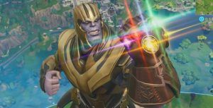 New Fortnite leak points to Marvel's Thanos returning to the game