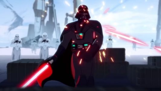 Darth Vader Rips Through The Hoth Rebel Base in New Episode of STAR WARS: GALAXY OF ADVENTURES