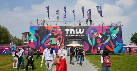 TNW2019 Daily: Robots!