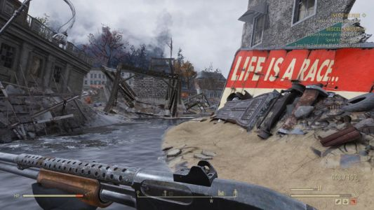 Fallout 76 Review - Scorched Earth