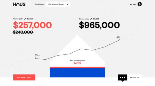 Haus, the real estate startup founded by Garrett Camp, raises $7.1M