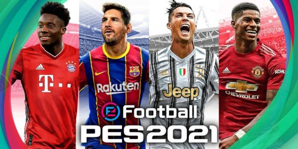 EFootball PES 2021, the latest instalment of Konami's mobile football title, is available now for iOS and Android