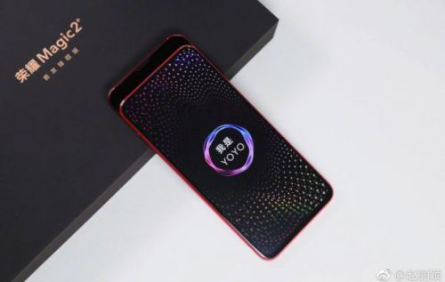 Honor Magic 2 teaser puts YoYo AI in focus, triple camera, Kirin 980
