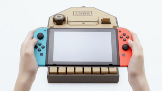 The Best Tweets About Nintendo's Labo Reveal