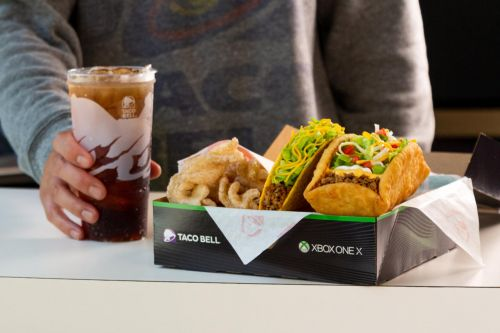 Taco Bell Is Giving Away Xbox One X Consoles With A Special Twist