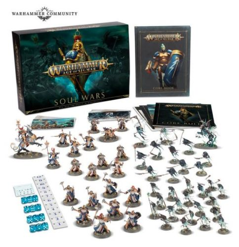 Age of Sigmar's New Starter Set, Soul Wars, Fulfills Its Promise