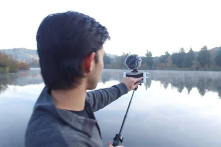 Joby's tiny tripods double as selfie sticks and hide four different modes
