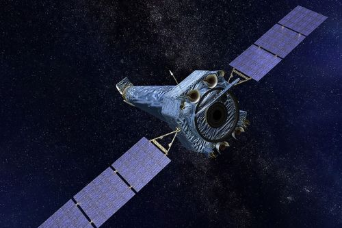 After briefly going offline, NASA's Chandra X-ray space telescope is back in action