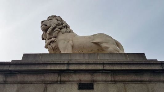 A history of the South Bank Lion