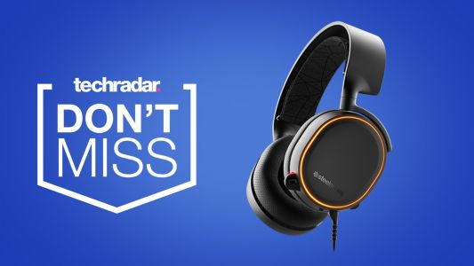 Grab the SteelSeries Arctis 5 gaming headset on sale now at Amazon