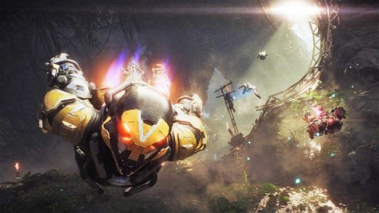 Here are Anthem's Day One patch notes
