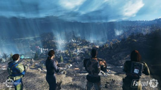'Fallout 76' Patch: Massive on Consoles, Aims to Fix Various Issues