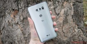 LG V40 ThinQ to reportedly launch in early October with 90 percent screen-to-body ratio