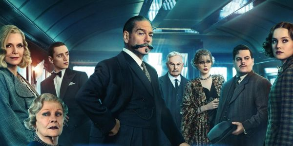I 'Mustache' you, Can an All-Star Cast keep MURDER ON THE ORIENT EXPRESS from derailing? - One Minute Movie Review
