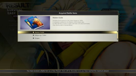 Street Fighter 5 is Getting a Loot Box Equivalent