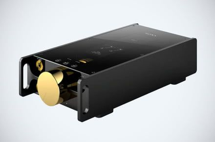 Do you need an $8,000 gold-plated digital music player? Sony made one anyway