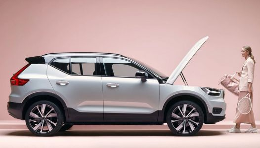 Volvo commits to being fully electric by 2030 and online-only sales