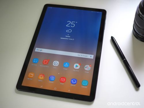Samsung Galaxy Tab S4 getting Android Pie update in the U.S