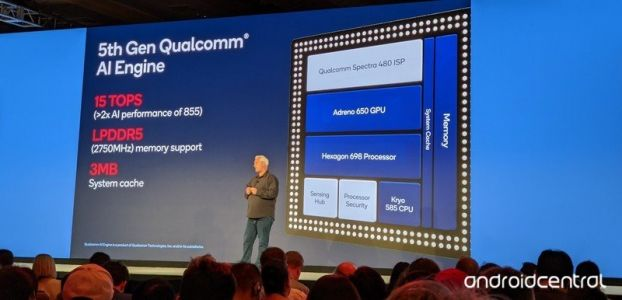 The Snapdragon 865 is all new and so much more than was expected