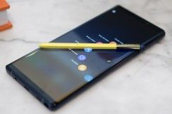 Hands On with the Samsung Galaxy Note9