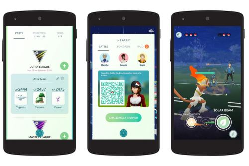 Pokémon Go's PvP Trainer Battles are now live