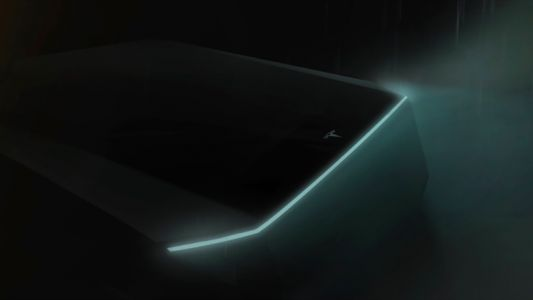 Elon Musk teased a Tesla pickup truck and we're confused