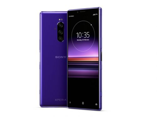 Sony Xperia 1 leaked, said to have a 4K HDR OLED display