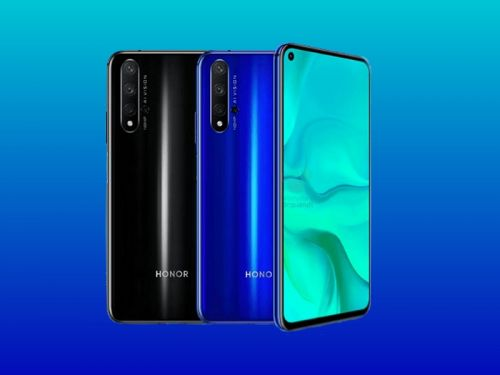 Honor 20 to go on sale in India on June 25; price starts at Rs. 32,999