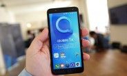 Alcatel's Android Go phone - the 1X - is hitting the US