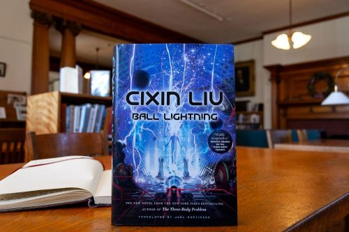 Ball Lightning is a gripping tale of obsession from the biggest name in Chinese sci-fi