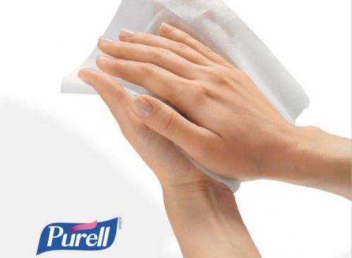 Can't find Purell alcohol wipes in stores? Amazon has them with deep discounts