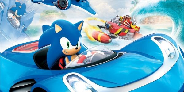 Sonic The Hedgehog Is Getting A New Racing Game