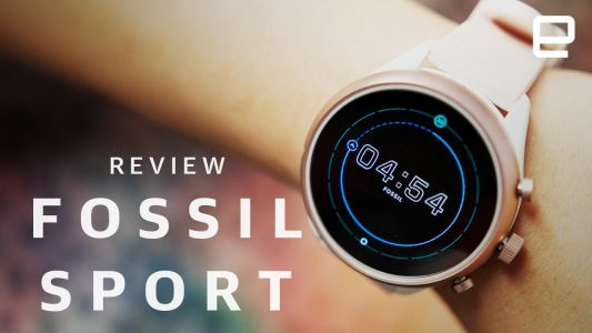 Fossil Sport review: Just another Wear OS watch
